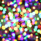 abstract background from christmas lights - PhotoDune Item for Sale