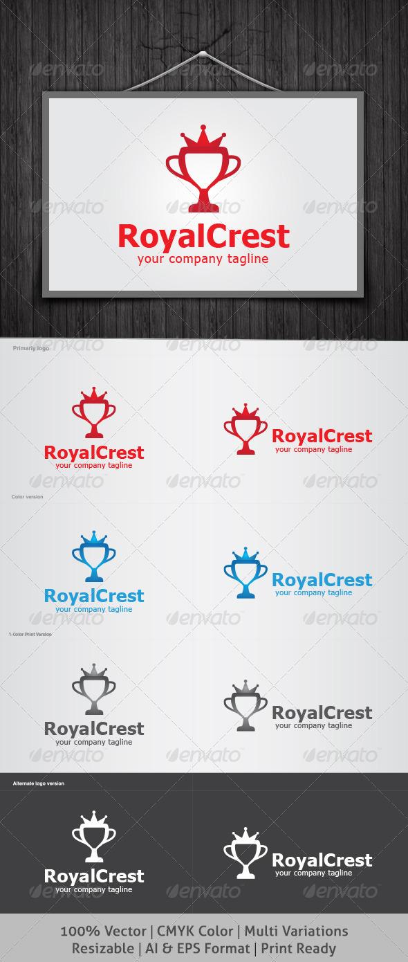GraphicRiver Royal Crest Logo 4715590