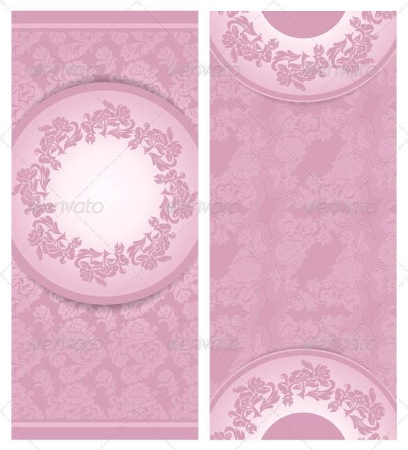 GraphicRiver Invitation Wedding Greeting Card 4715811