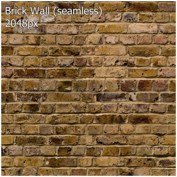 Brick Wall seamless