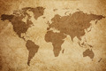 World map texture background - PhotoDune Item for Sale