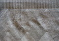 worn old knitted woollen rhomb line background - PhotoDune Item for Sale