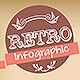 Retro Infographics - GraphicRiver Item for Sale