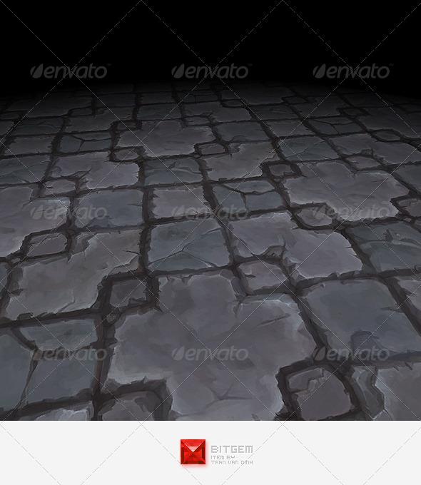 3DOcean Floor Texture Tile 15 4717014