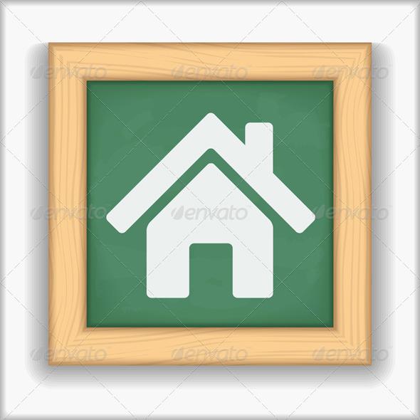 GraphicRiver House Icon 4717070