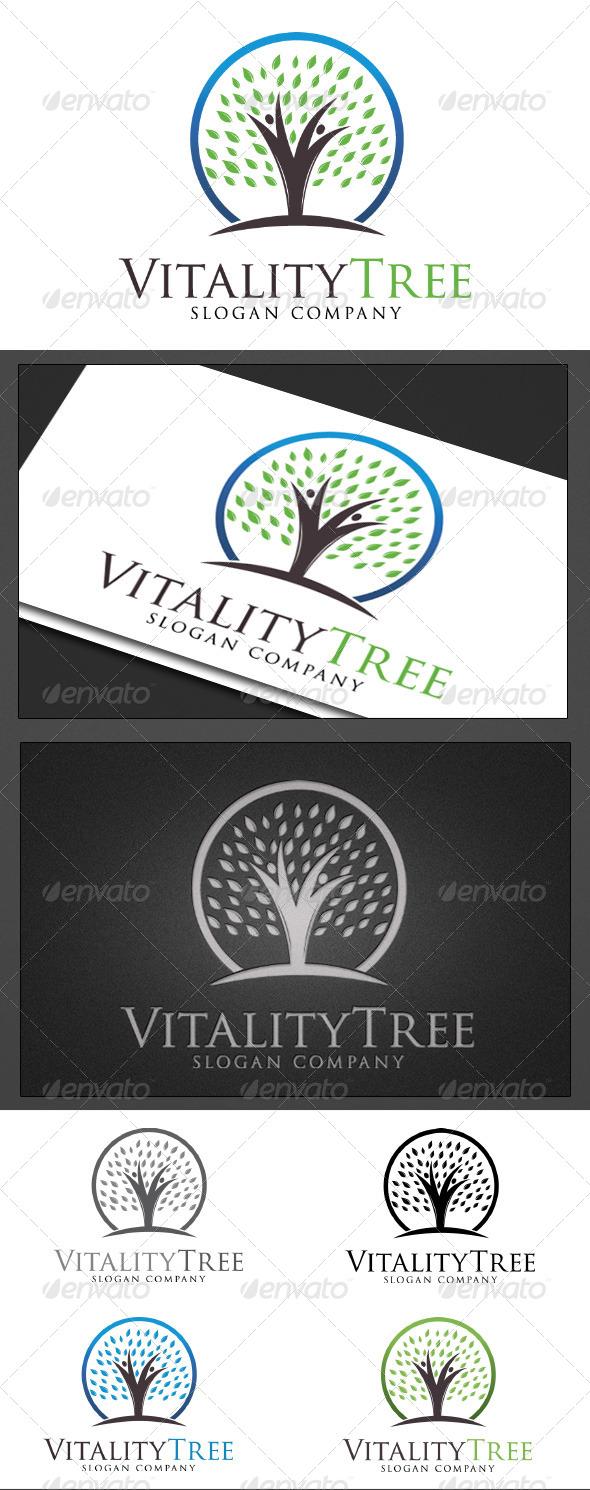 GraphicRiver Vitality Tree 4717151