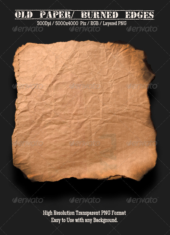 Old Paper 3 - Paper Textures