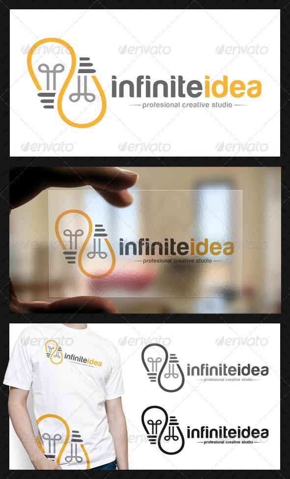 GraphicRiver Infinite Idea Logo Template 4717457