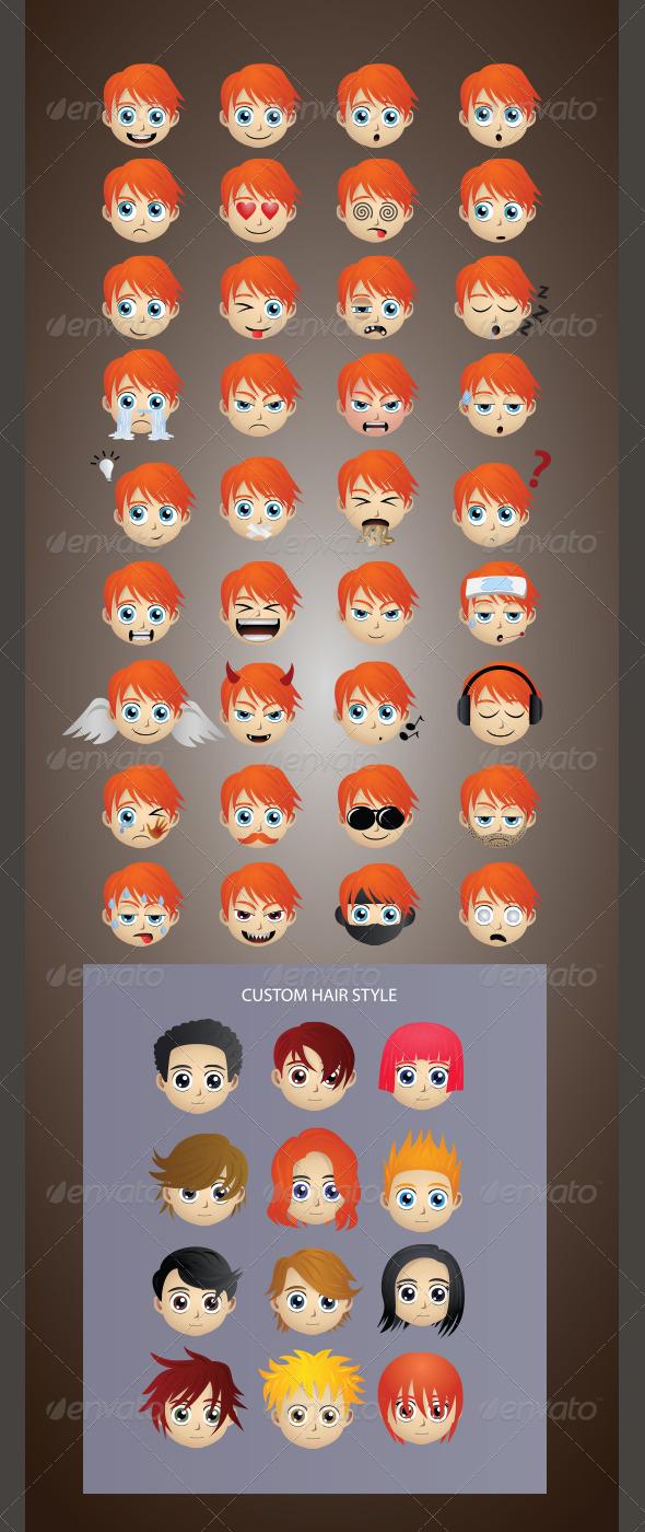 Emoticons Version 3