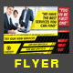 Dynamic Flyer Ad Template - GraphicRiver Item for Sale