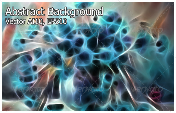 GraphicRiver Abstract Background Vector 4718271