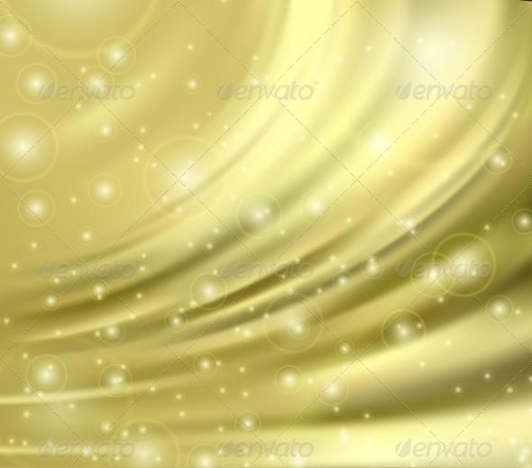 GraphicRiver Gold Silk Background 4718290