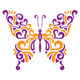 Butterfly Abstract Illustration - GraphicRiver Item for Sale