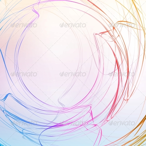 GraphicRiver Colorful Abstract Background 4718560