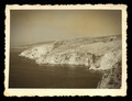 steep sea cliffs vintage photo - PhotoDune Item for Sale