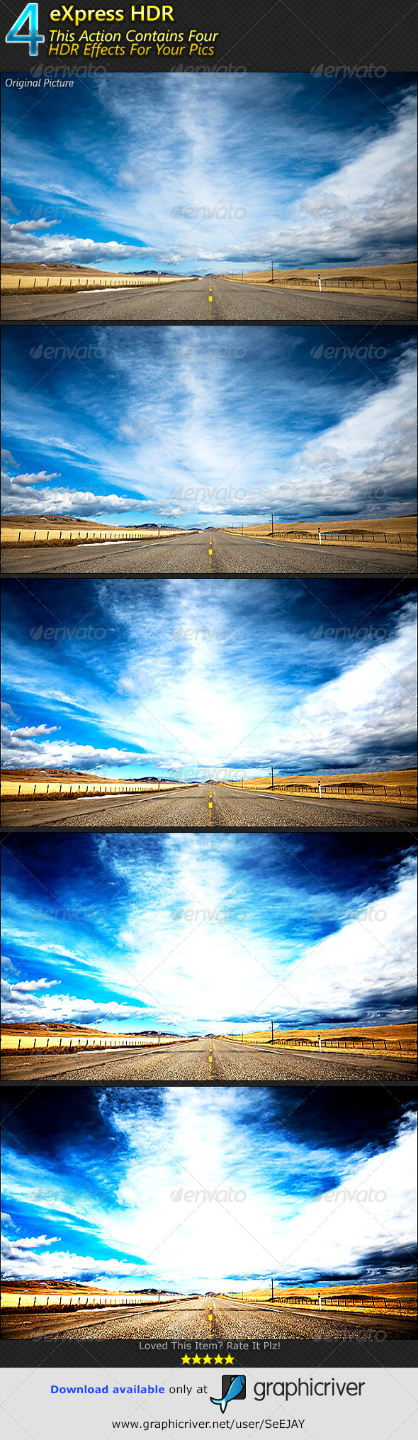 GraphicRiver eXpress HDR 4719361