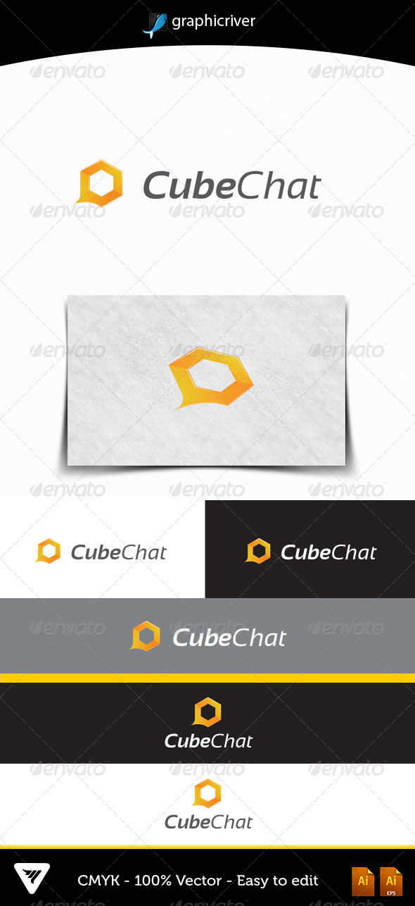 GraphicRiver Cubechat 4719537