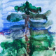childs paiting - fir tree - PhotoDune Item for Sale