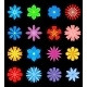 Set of Flower Blossoms - GraphicRiver Item for Sale