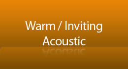 Warm - Inviting Acoustic