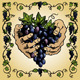 Grapevine Border - GraphicRiver Item for Sale