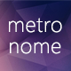 Metronome - Coming Soon Page - ThemeForest Item for Sale