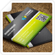 Classic Business Card V2 - GraphicRiver Item for Sale