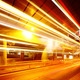 city light trails on traffic road - PhotoDune Item for Sale