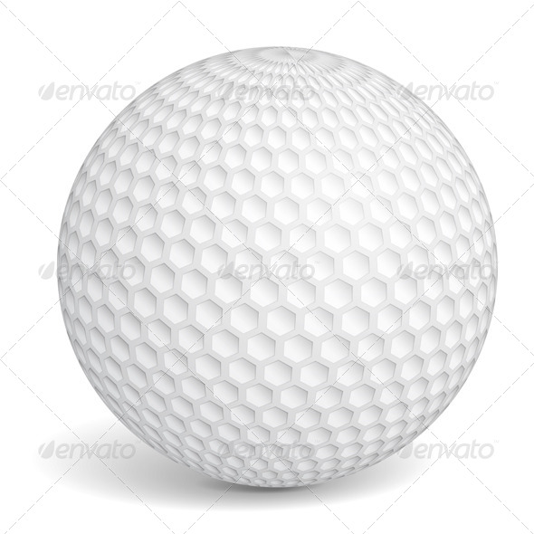 GraphicRiver Golf Ball 4721056