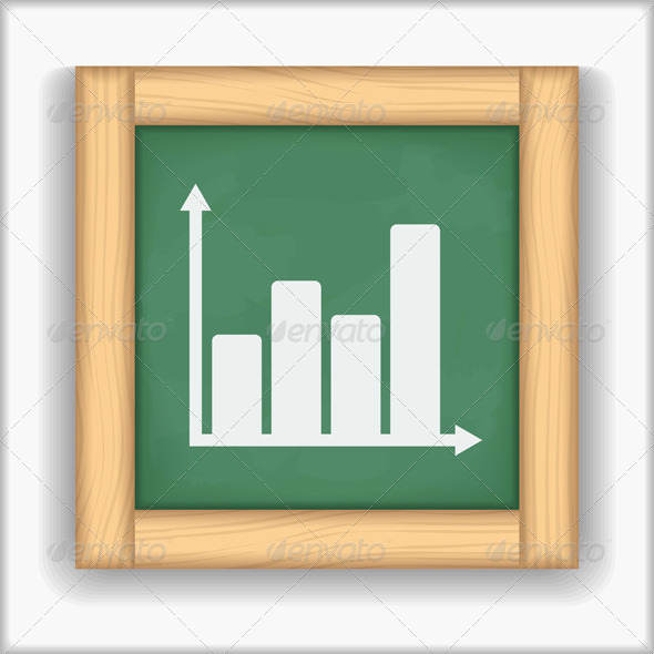 GraphicRiver Chart Icon 4721434