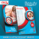Salon Poster/flyer & Magzine Cover Template - GraphicRiver Item for Sale