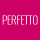 Perfetto - Responsive Bootstrap Template - ThemeForest Item for Sale