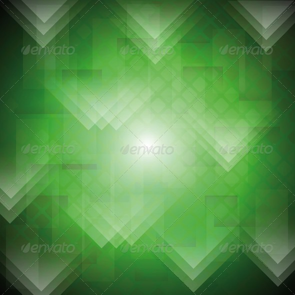 GraphicRiver Green Technical Background 4722558