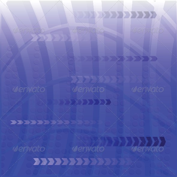 GraphicRiver Blue Techno Background 4722563