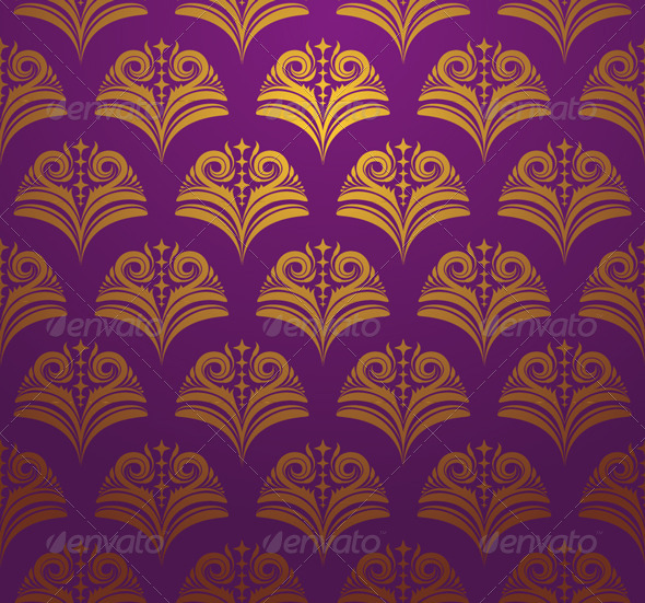 GraphicRiver Scale Ornamental Pattern 4723373
