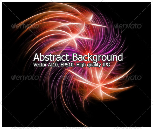 GraphicRiver Abstract Background Vector 4723764