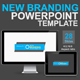 Gstudio New Branding Presentation Template - GraphicRiver Item for Sale