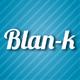 Blankstock