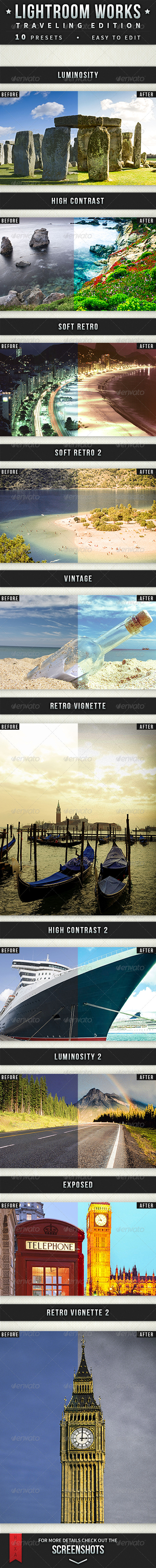 GraphicRiver Lightroom Works 4726667