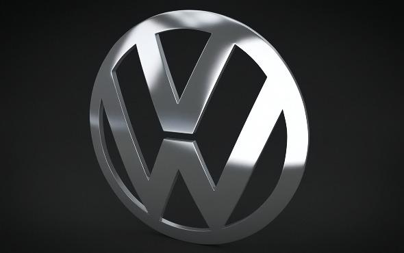 3DOcean Volkswagen Logo 4726814
