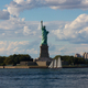 Statue of Liberty with Sailboat - PhotoDune Item for Sale