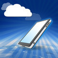 Smart phone with cloud communication - PhotoDune Item for Sale
