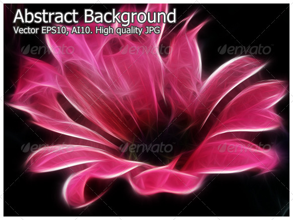 GraphicRiver Abstract Background Vector 4730398