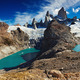 Laguna de Los Tres and Laguna Sucia - PhotoDune Item for Sale