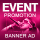 Multipurpose Event Promotion Ad PSD Template - GraphicRiver Item for Sale