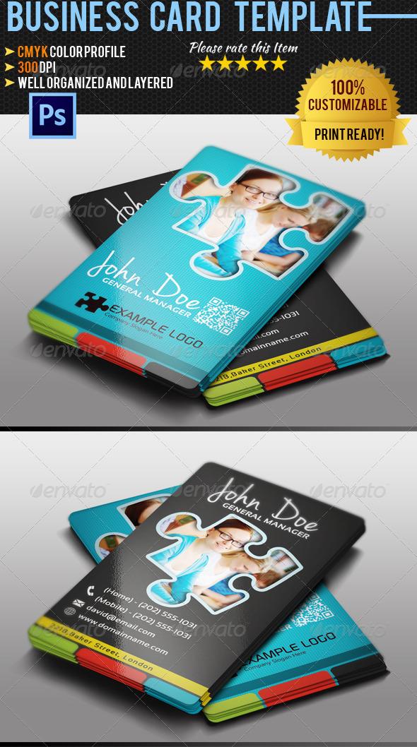 GraphicRiver Multipurpose Business Card Vol.1 4732043