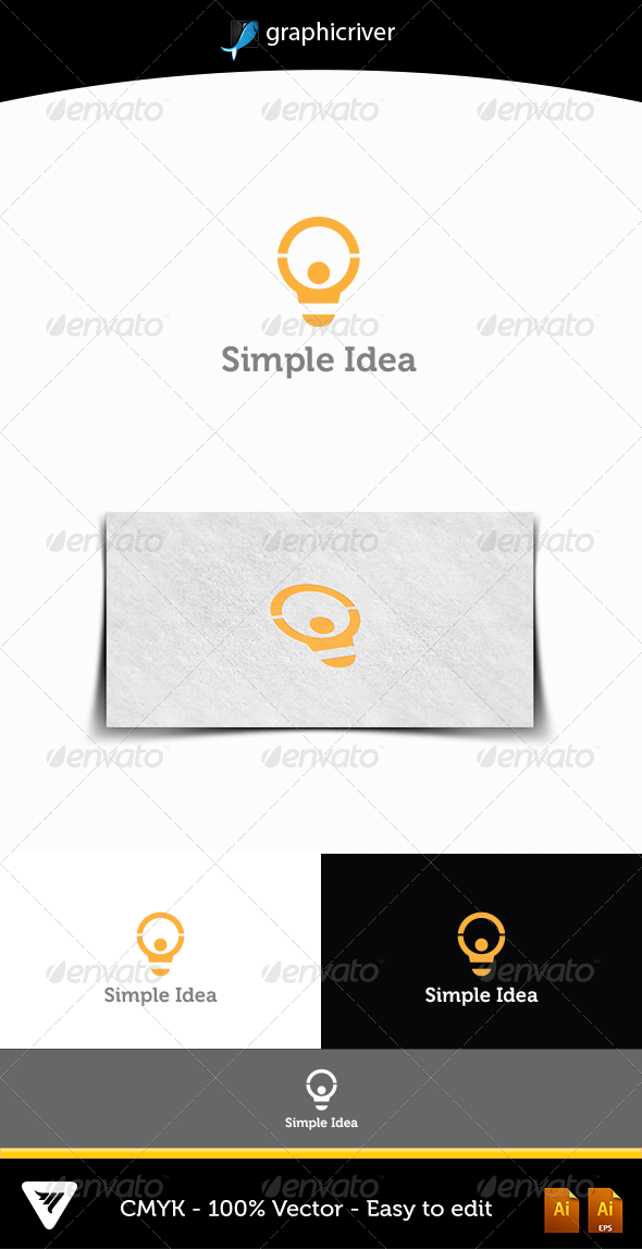 GraphicRiver Simple Idea 4732281