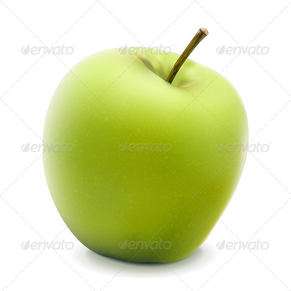 GraphicRiver Green Apple 4732292