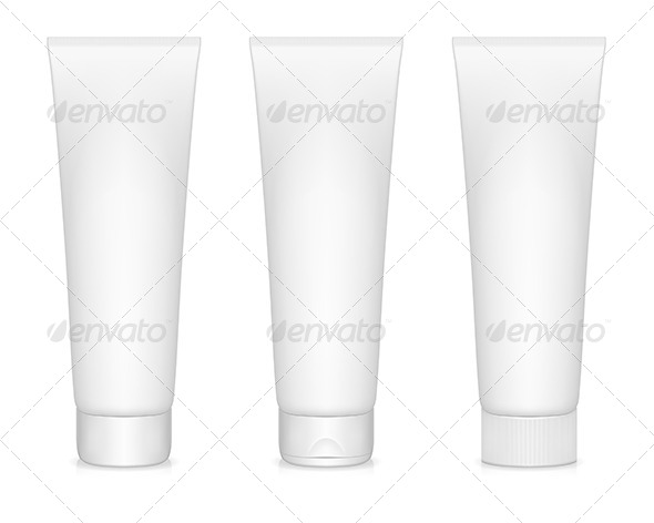 GraphicRiver Tube of Cream 4732305