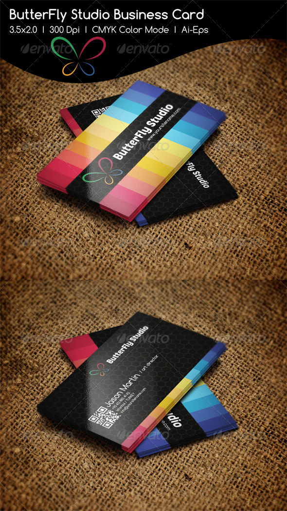 GraphicRiver Creative Business Card 4526658